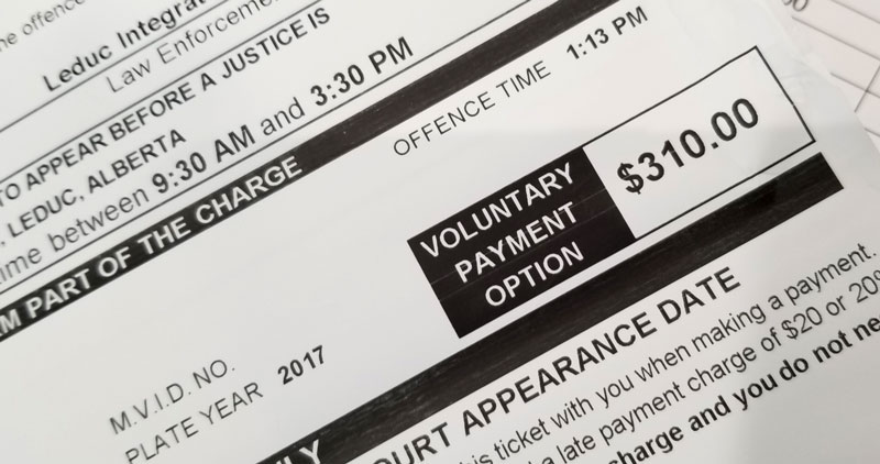 vehicle-registration-expired-ticket