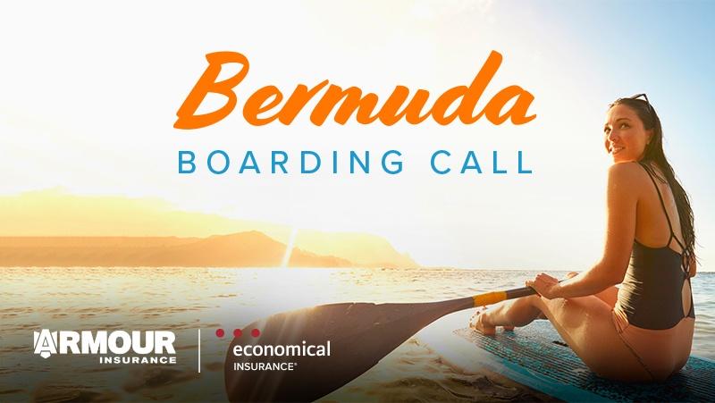 Our Bermuda Boarding Call Winner