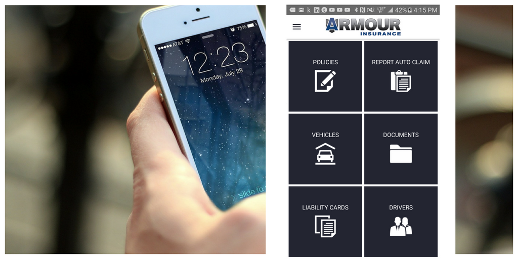 Introducing the Armour App!