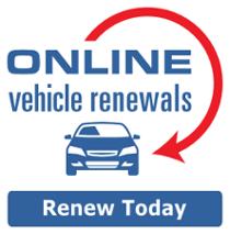 Online Vehicle Renewals