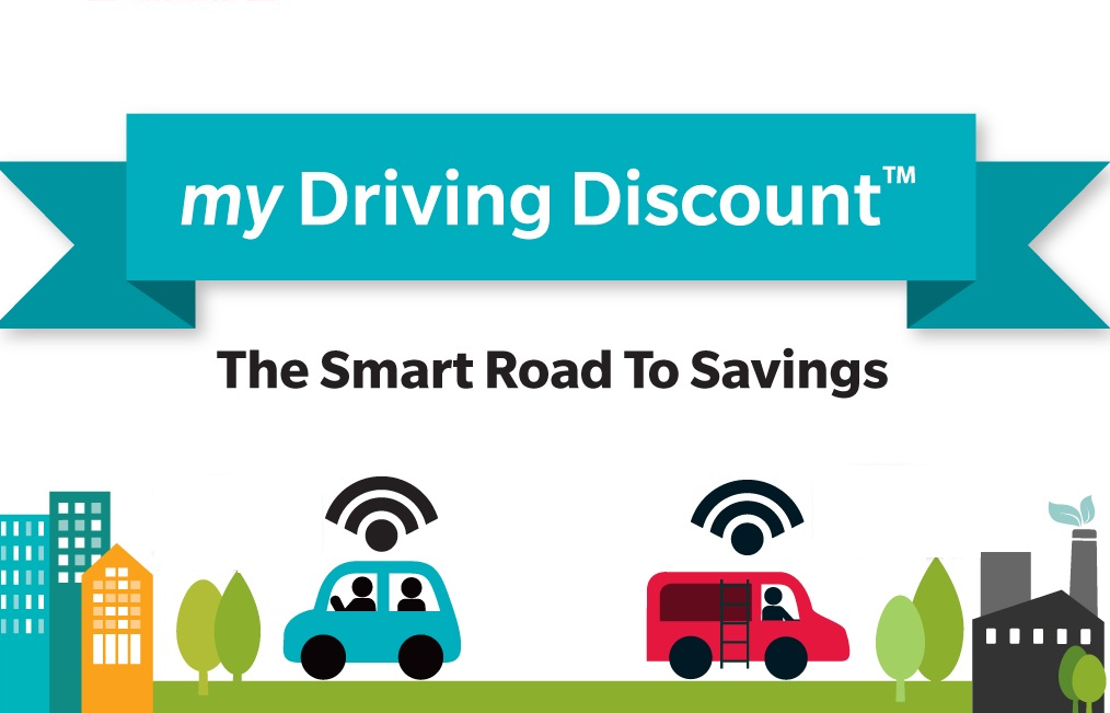 Introducing My Driving Discount!