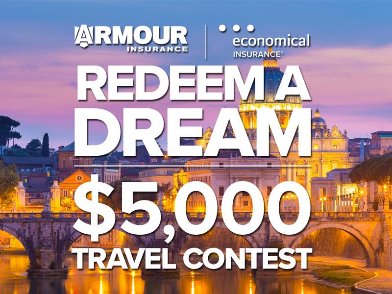 Redeem a Dream Contest