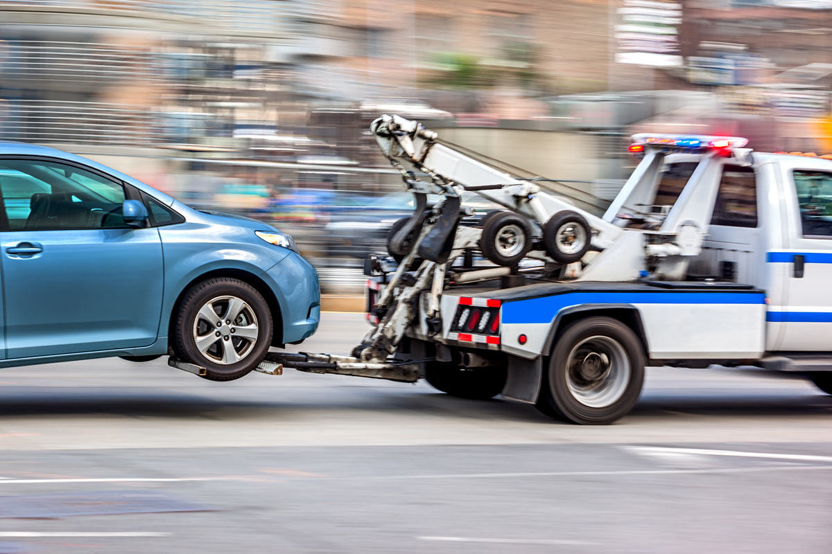 Economical Insurance Launches Accident Towing Service